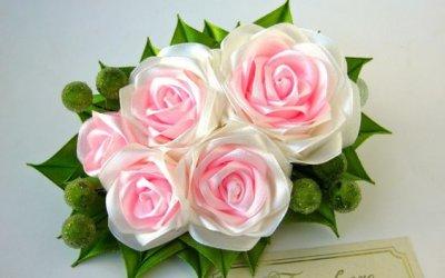 Szalag virág