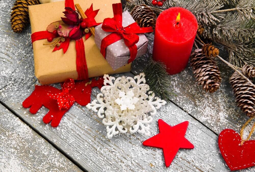 Karácsonyi masni készítés