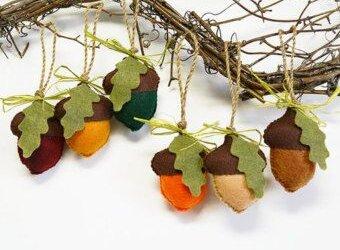 Őszi dekoráció házilag