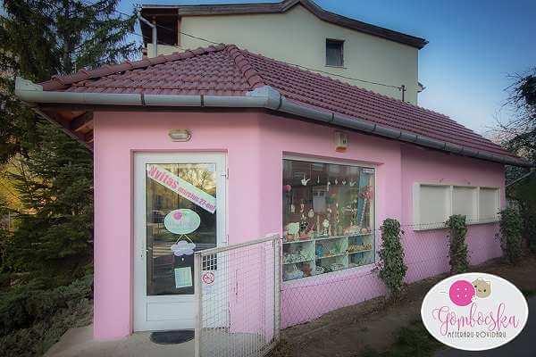 gombocska bolt