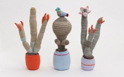 Kaktusz horgolás
